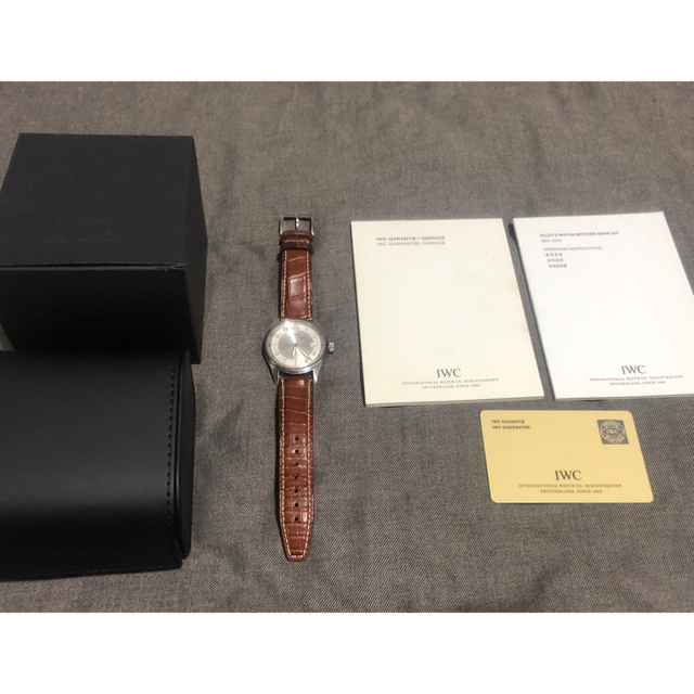 IWC(インターナショナルウォッチカンパニー)の美品 IWC スピットファイア マークXVI マーク16 メンズの時計(腕時計(アナログ))の商品写真