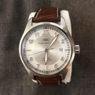インターナショナルウォッチカンパニー(IWC)の美品 IWC スピットファイア マークXVI マーク16(腕時計(アナログ))