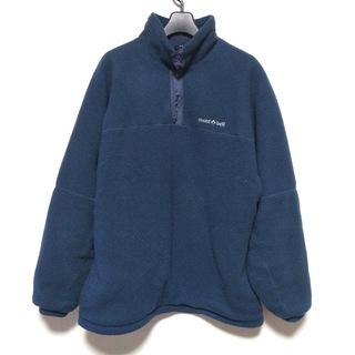 モンベル(mont bell)のモンベル 長袖セーター サイズM メンズ(ニット/セーター)