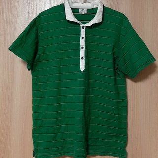 ティーケー(TK)のTK ボーダーポロシャツ(ポロシャツ)