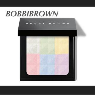 ボビイブラウン(BOBBI BROWN)のBOBBIBROWN ブライトニングブリック 07 ポーセリンパール(フェイスカラー)