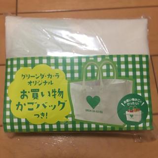サントリー(サントリー)のグリーンダカラ オリジナル お買い物かごバッグ(エコバッグ)