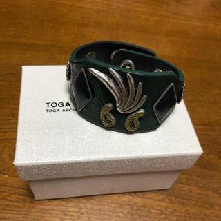 トーガ(TOGA)のTOGAVIRILISバングル ブレスレット(ブレスレット)