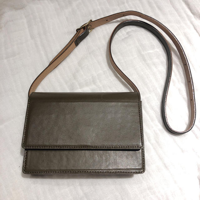 Edition(エディション)のMARROW ミニショルダーバッグ レディースのバッグ(ショルダーバッグ)の商品写真