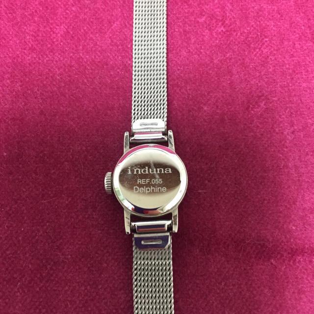 H.P.FRANCE(アッシュペーフランス)のH.P.France Induna 時計 レディースのファッション小物(腕時計)の商品写真