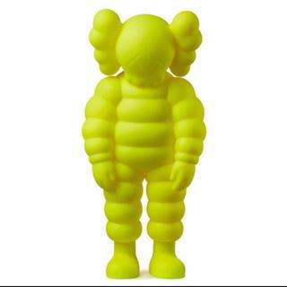 メディコムトイ(MEDICOM TOY)のKAWS What Party Figure Yellow(その他)