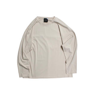 コモリ(COMOLI)のATON エイトン ロンT 【新品未使用】1時間限定価格 (Tシャツ/カットソー(七分/長袖))