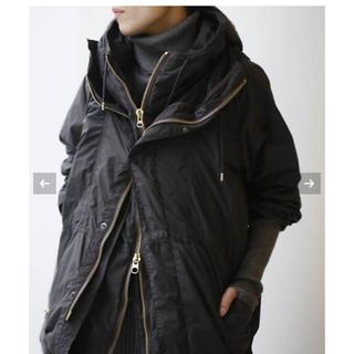アパルトモンドゥーズィエムクラス(L'Appartement DEUXIEME CLASSE)のREMI RELIEF Nylon Zip Up ジャケット(ナイロンジャケット)