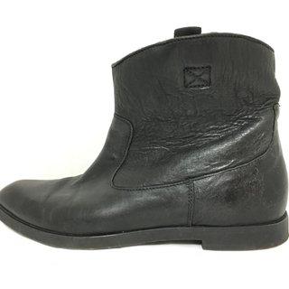 ディーゼル(DIESEL)のディーゼル ショートブーツ 38 メンズ 黒(ブーツ)