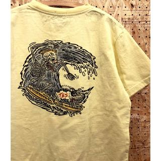 ロンハーマン(Ron Herman)のTES the endless summer Tシャツ TEE イエロー(Tシャツ/カットソー(半袖/袖なし))