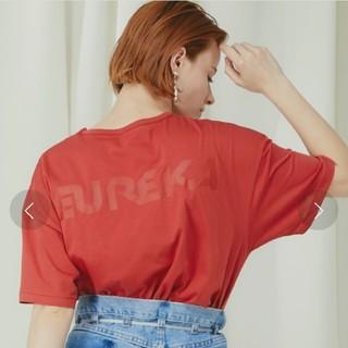 ハイク(HYKE)のMAISON EUREKA(メゾンエウレカ)Tシャツ(Tシャツ(半袖/袖なし))