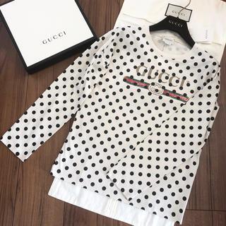 グッチ(Gucci)のグッチ 新品Tシャツ 10(シャツ/ブラウス(長袖/七分))