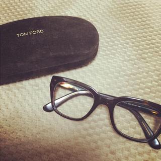 トムフォード(TOM FORD)のTOM FORDメガネ(サングラス/メガネ)