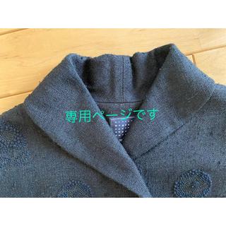 ミナペルホネン(mina perhonen)のミナペルホネン chum ジャケット/38サイズ(テーラードジャケット)