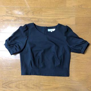 リランドチュール(Rirandture)のリランドチュール トップス(シャツ/ブラウス(半袖/袖なし))