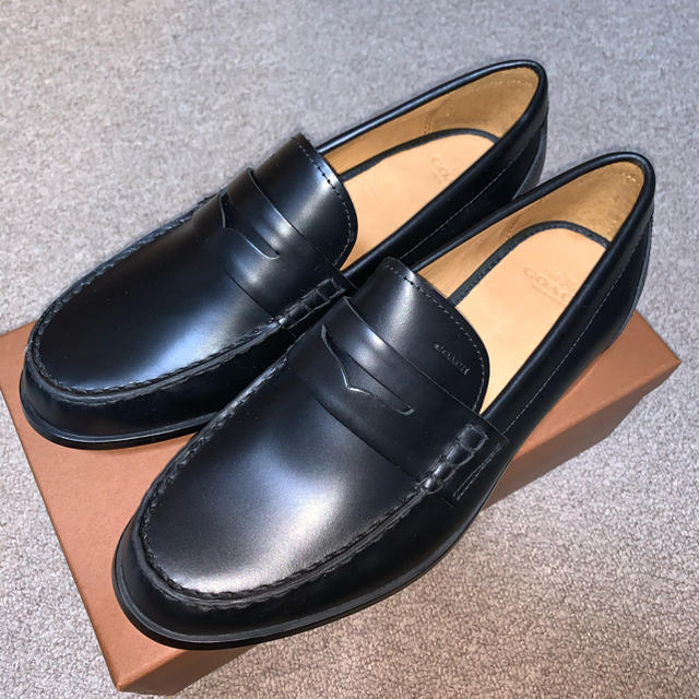 COACH(コーチ)のcoachローファー メンズの靴/シューズ(ドレス/ビジネス)の商品写真