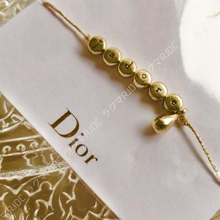 Dior - 【新品未使用】ディオール VIP限定 非売品 ジャドールインジョイ ブレスレット
