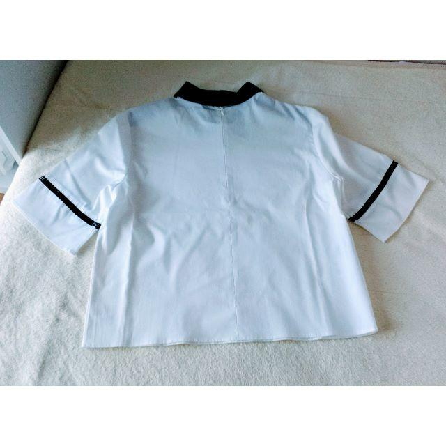 OPENING CEREMONY(オープニングセレモニー)の<オープニングセレモニー> 襟付きシャツ レディースのトップス(シャツ/ブラウス(半袖/袖なし))の商品写真