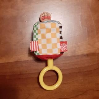【アンパンマン】赤ちゃん おもちゃ ガラガラ 玩具(がらがら/ラトル)