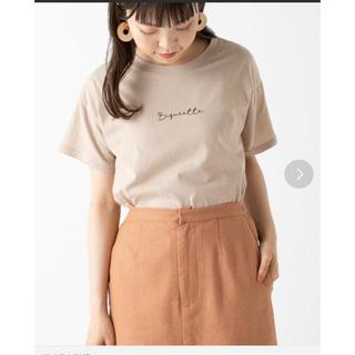 ミスティック(mystic)のmystic Tシャツ ベージュ(Tシャツ(半袖/袖なし))