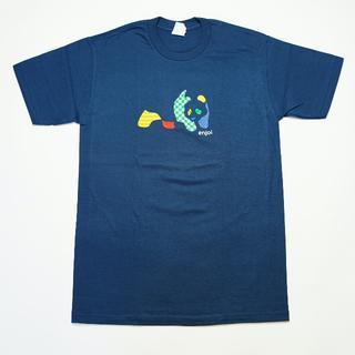 エンジョイ(enjoi)の新品送料無料 enjoi skate LOGO TEE/Navy S(Tシャツ/カットソー(半袖/袖なし))