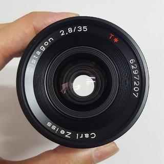キョウセラ(京セラ)のコンタックス Carl Zeis Distagon 35mm f2.8(レンズ(単焦点))