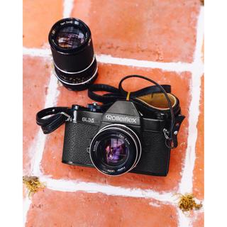 京セラ - 希少‼️Rolleiflex SL35 CONTAX好きにも◎フィルムカメラ