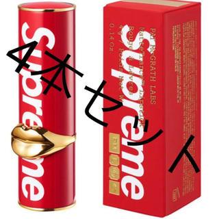 シュプリーム(Supreme)のSupreme Pat McGrath Labs Lipstick セット(口紅)