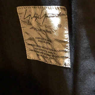 ヨウジヤマモト(Yohji Yamamoto)のヨウジヤマモト スタッフワークジャケット(カバーオール)
