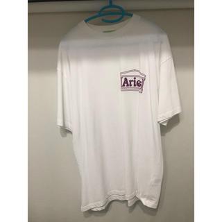 aries - 最終値下げ aries アリーズ ロゴTシャツ