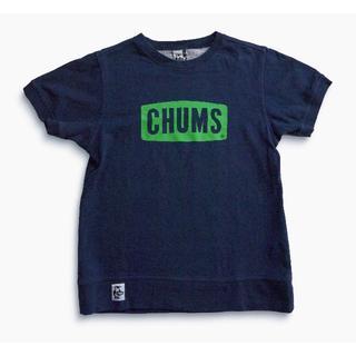 チャムス(CHUMS)の【CHUMS】裏毛スウェット半袖 レディース(Tシャツ(半袖/袖なし))