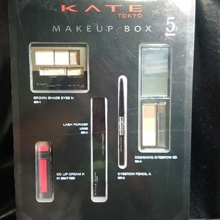 ケイト(KATE)のKATE(ケイト) メイク道具セット ファンデーション 5点セット 新品未使用品(コフレ/メイクアップセット)