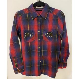 リランドチュール(Rirandture)のリランドチュール チェックシャツ ネルシャツ(シャツ/ブラウス(長袖/七分))
