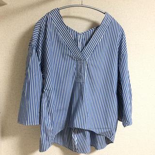 エミアトリエ(emmi atelier)のemmi  ストライプシャツ(シャツ/ブラウス(長袖/七分))
