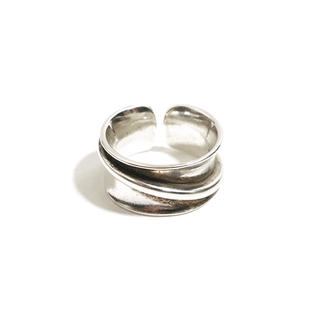 AMBUSH - Silver plating ring -003-