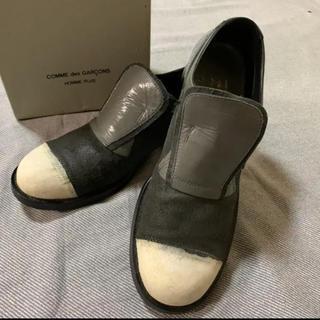 COMME des GARCONS - 中古 コムデギャルソン ローファー 革靴
