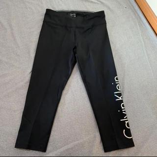 カルバンクライン(Calvin Klein)の新品 カルバンクライン レギンス Lサイズ(レギンス/スパッツ)