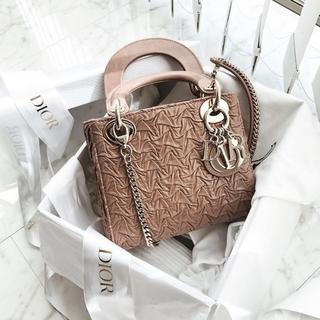 ディオール(Dior)の値下 Dior レディディオール ミニ(ハンドバッグ)