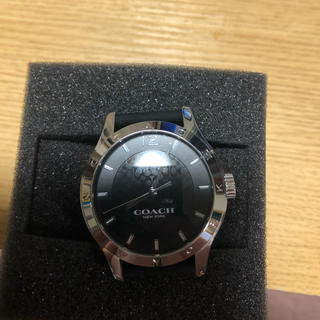 コーチ(COACH)のcoach腕時計(ラバーベルト)