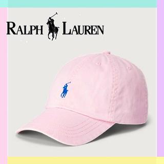ポロラルフローレン(POLO RALPH LAUREN)のラルフローレン キャップ ピンク(キャップ)