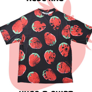 エーシーディーシーラグ(ACDC RAG)のACDC RAG イチゴヒュージTシャツ(Tシャツ(半袖/袖なし))
