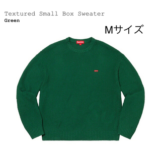 シュプリーム(Supreme)のSupreme Textured Small Box Sweater M(ニット/セーター)