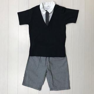 ニシマツヤ(西松屋)のセットアップ(キッズ)(ドレス/フォーマル)