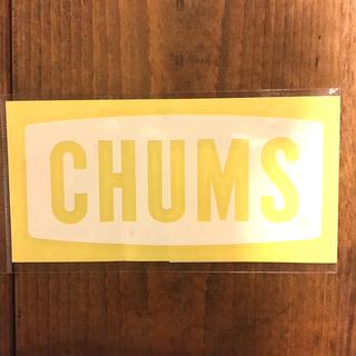 チャムス(CHUMS)の正規品 チャムス ロゴステッカーM(ステッカー)