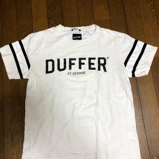 ザダファーオブセントジョージ(The DUFFER of ST.GEORGE)のダファーオブセントジョージ Tシャツ Mサイズ(Tシャツ/カットソー(半袖/袖なし))