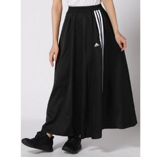 アディダス(adidas)のアディダス   ロング   スカート   マストハブ(ロングスカート)