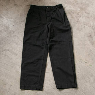 1LDK SELECT - [M-52]FRENCH ARMY 1TUCK CHINO PANTS