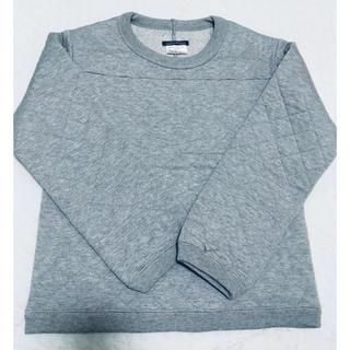 シップス(SHIPS)のSHIPS グレー トレーナー size120(Tシャツ/カットソー)
