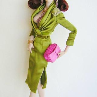 バービー(Barbie)のFashion Royalty アウトフィット ドレス 衣装 服(その他)
