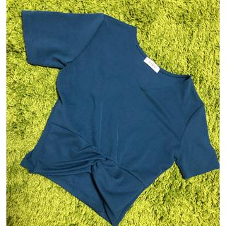エモダ(EMODA)の《緊急値引き!》EVRIS デザイントップス(Tシャツ(半袖/袖なし))